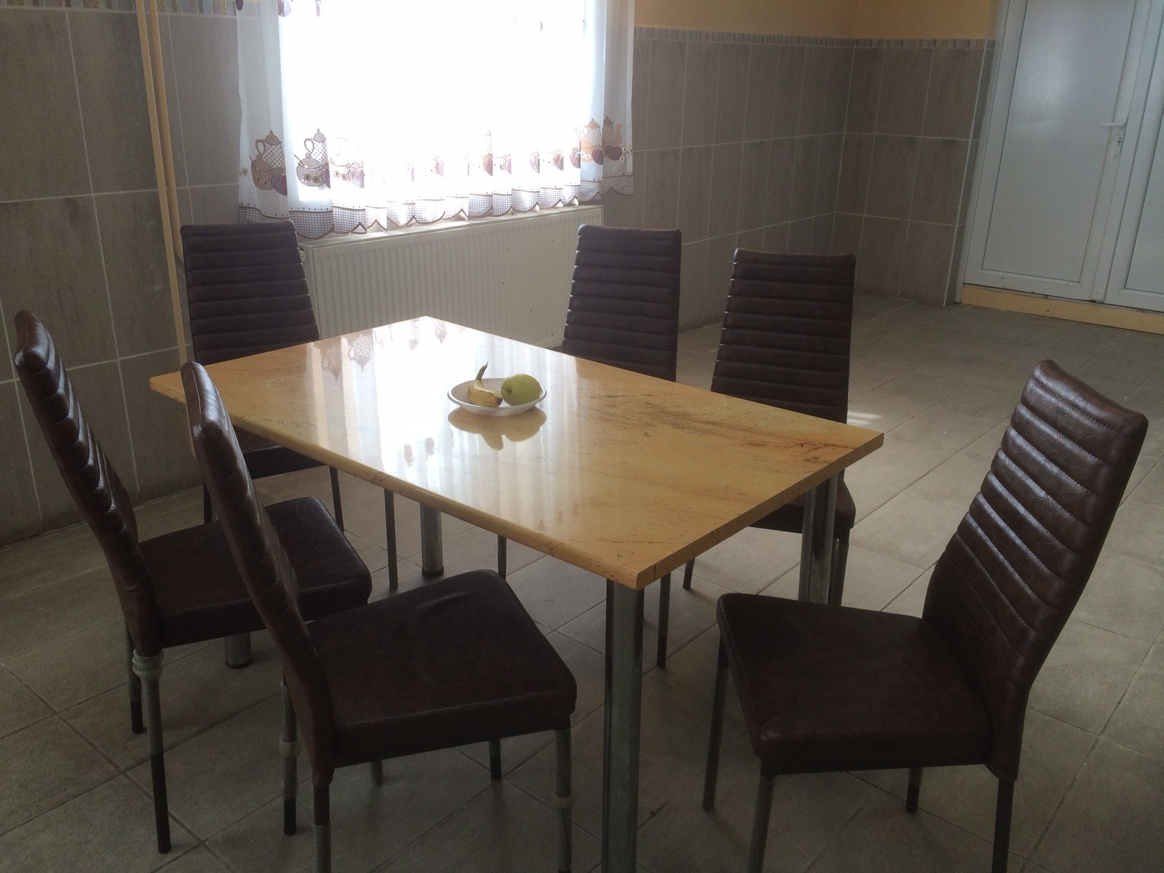 Tileagd Assisted Living Dining Room