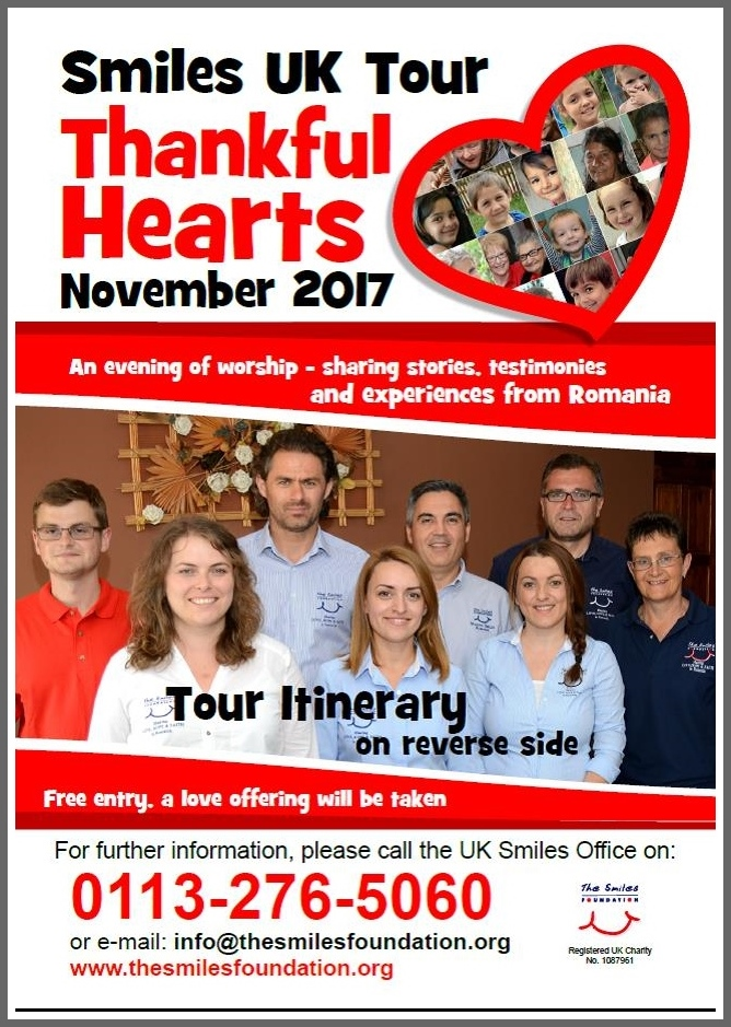 Thankful Hearts Tour