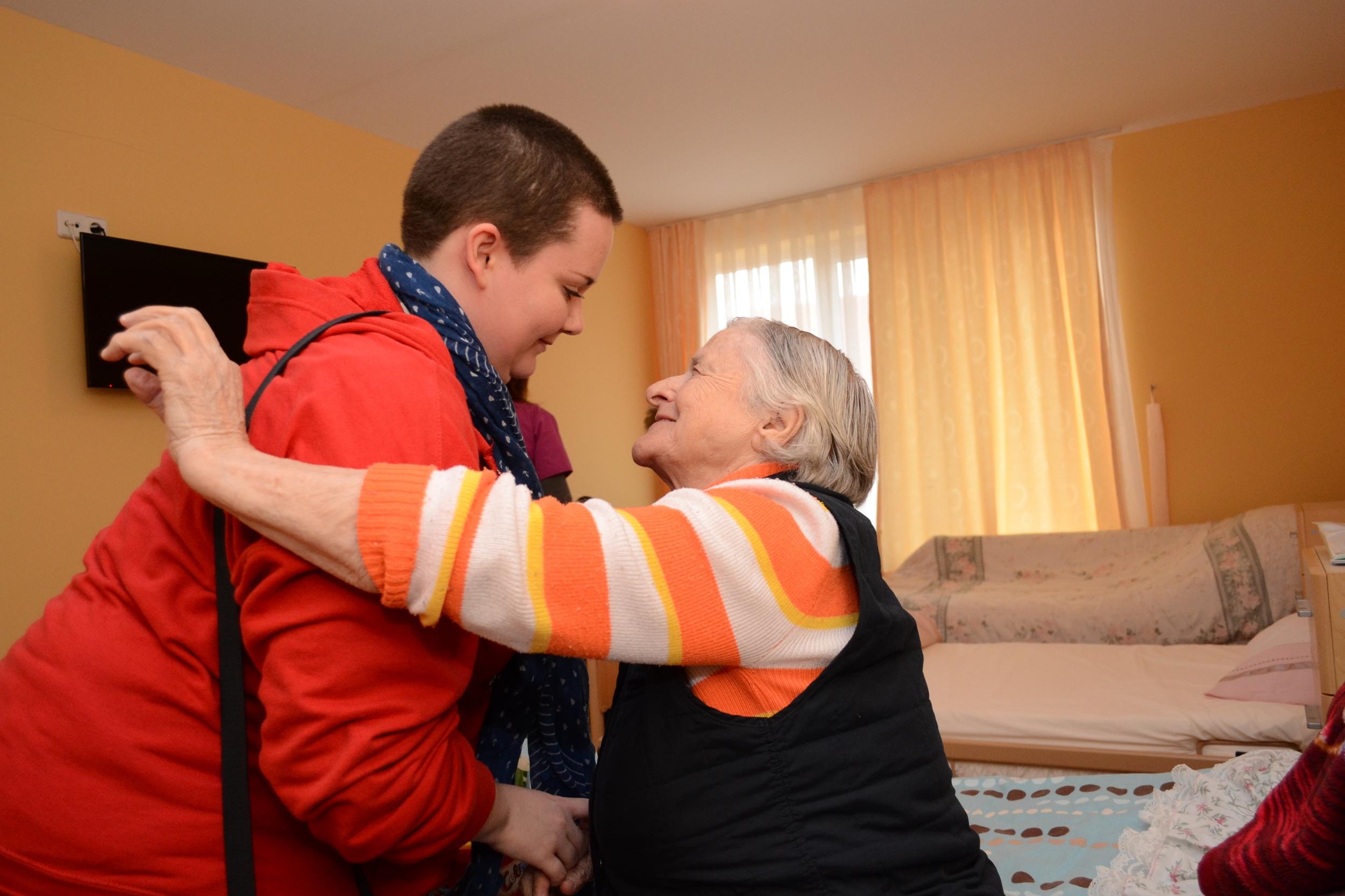 Elderly Visits