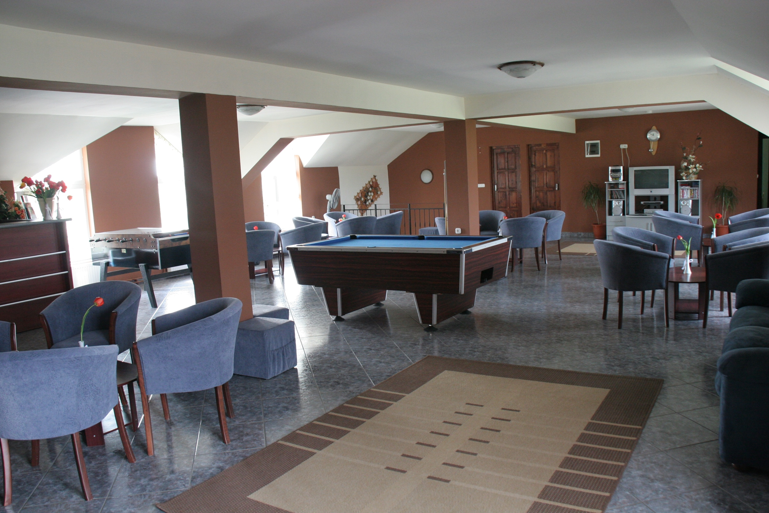 Mission Centre Recreation Room