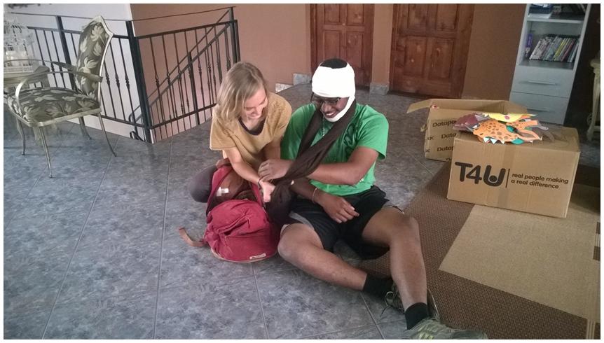 Good Samaritan!