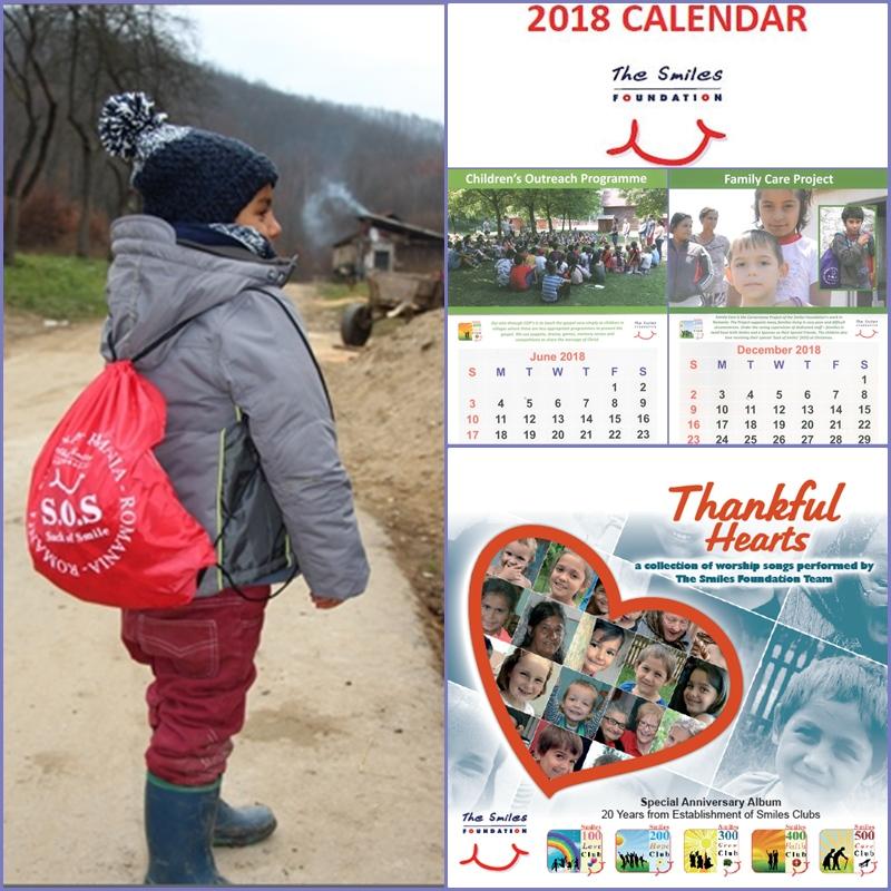 SOS, Calendar and CDs
