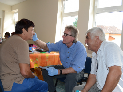 Medical Mission Dr Jim