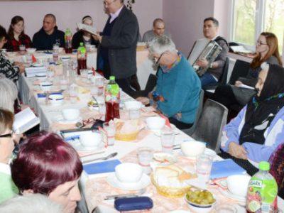 Elderly Lunch