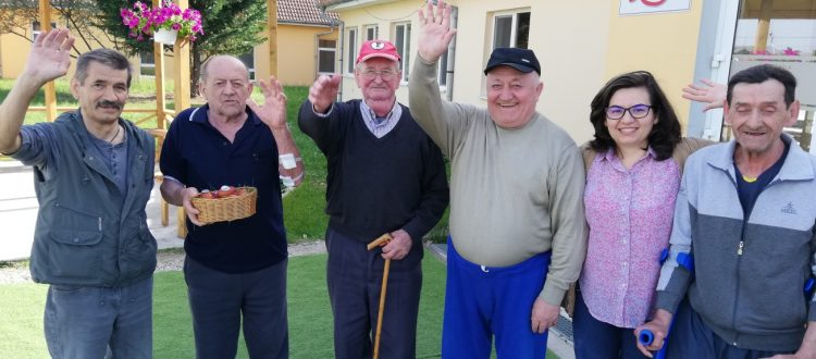 Tileagd Assisted Living Residents