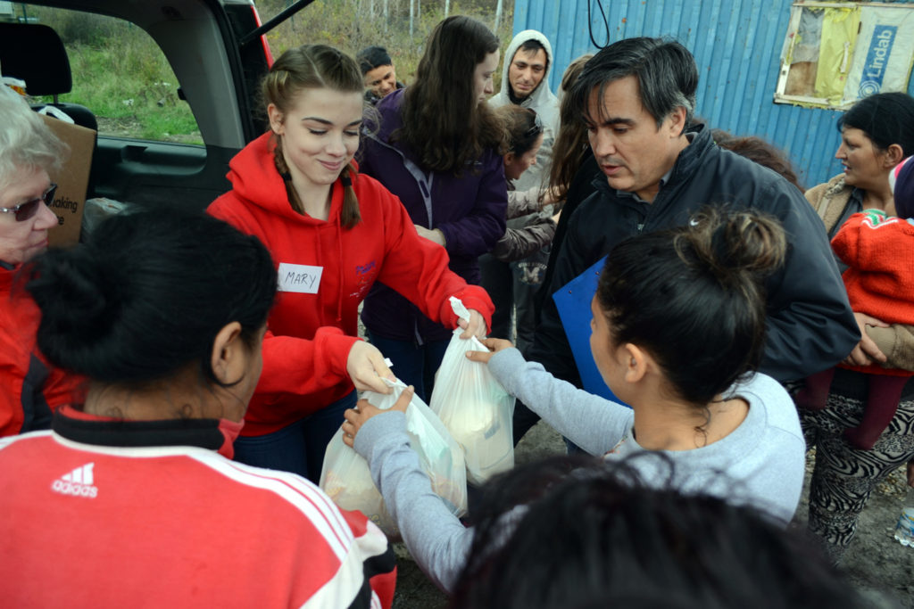 smiles100-salard-community-food-distribution