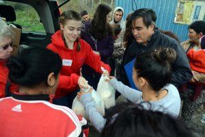 smiles100-salard-community-food-distribution
