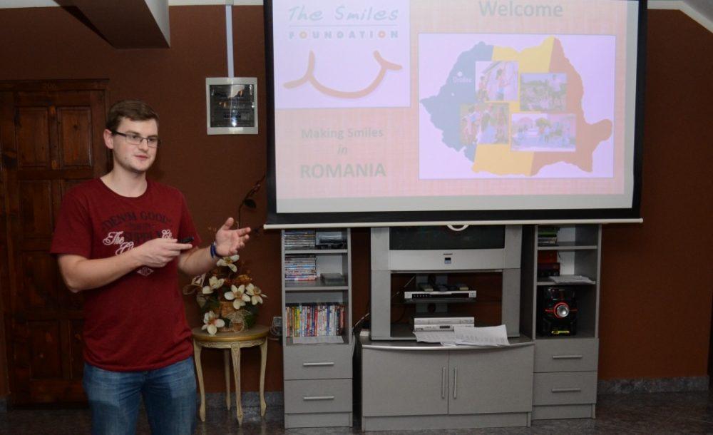 Luke in Romania