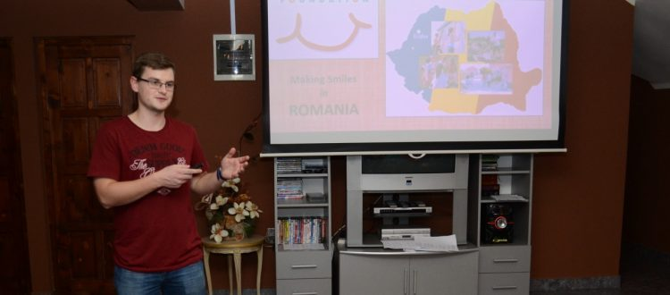 Luke in Romania