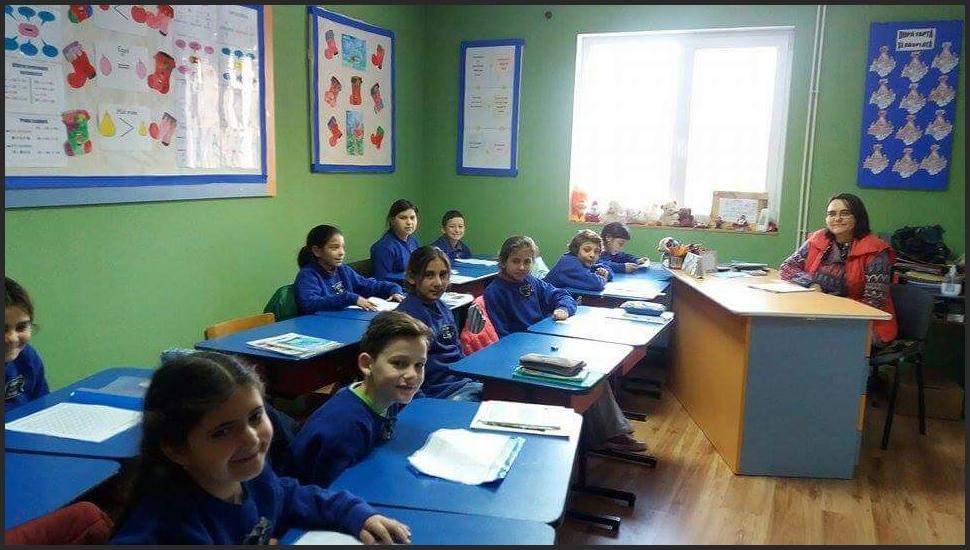 Tileagd School