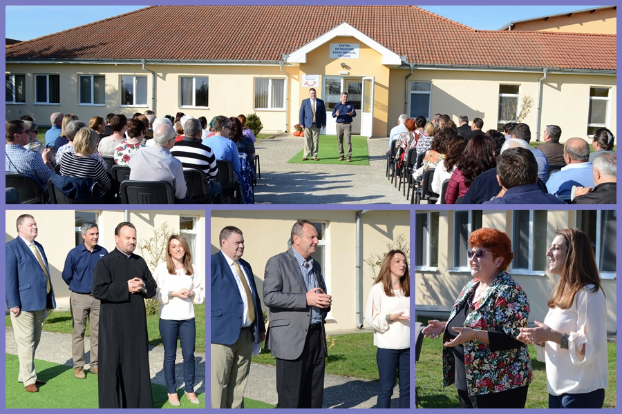 Tileagd Assisted Living Opening Outside