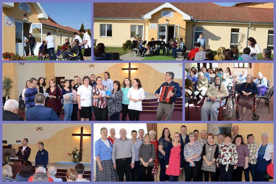 Tileagd Assisted Living Thanksgiving