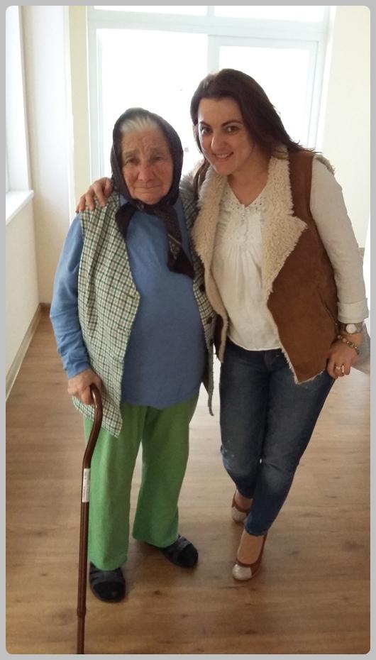 Maria and her Grandma