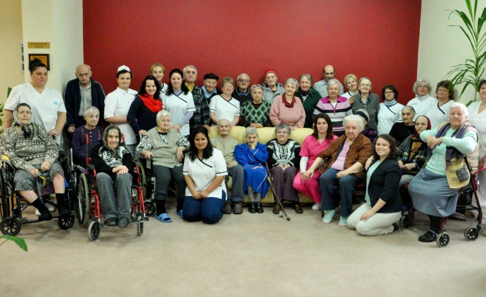 Doris Centre Residents