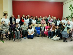 Doris Centre Residents