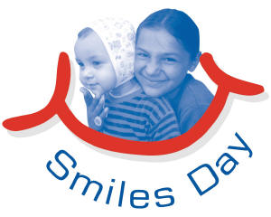 Smiles Day Logo