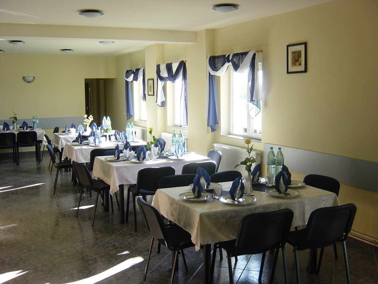 Mission Centre Dining Room