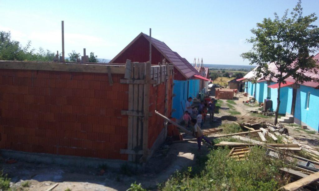 Rapa building in progress