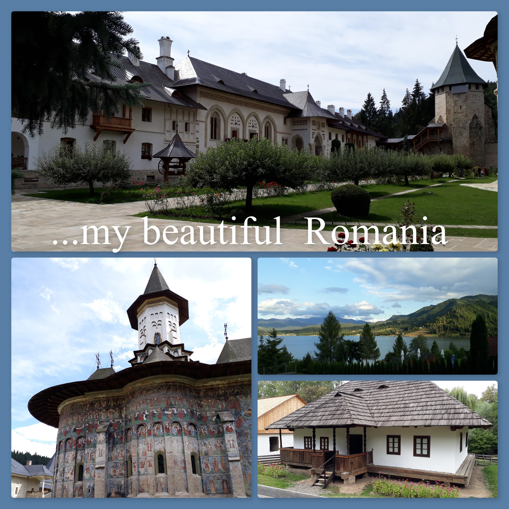 Maria's Photos of Romania