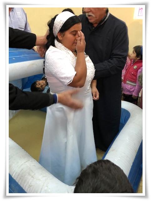Rapa Baptism
