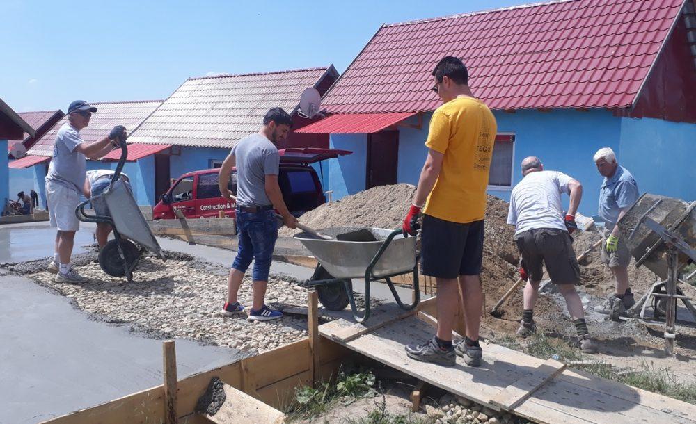 Rapa House Build