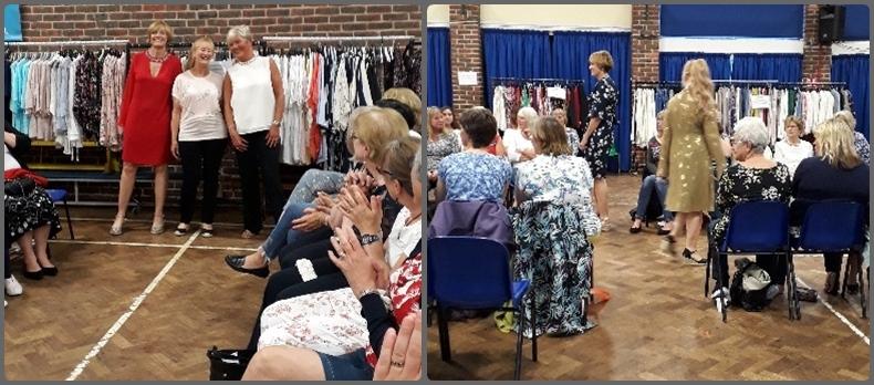 Worthing fashion show