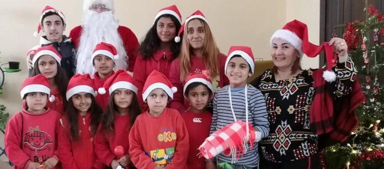 Christmas at Rapa