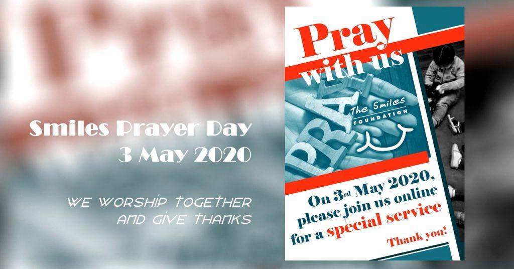 Smiles Prayer Day Flier
