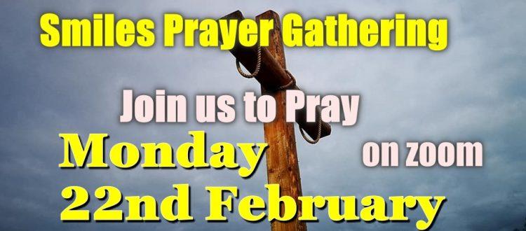 February Prayer Gathering