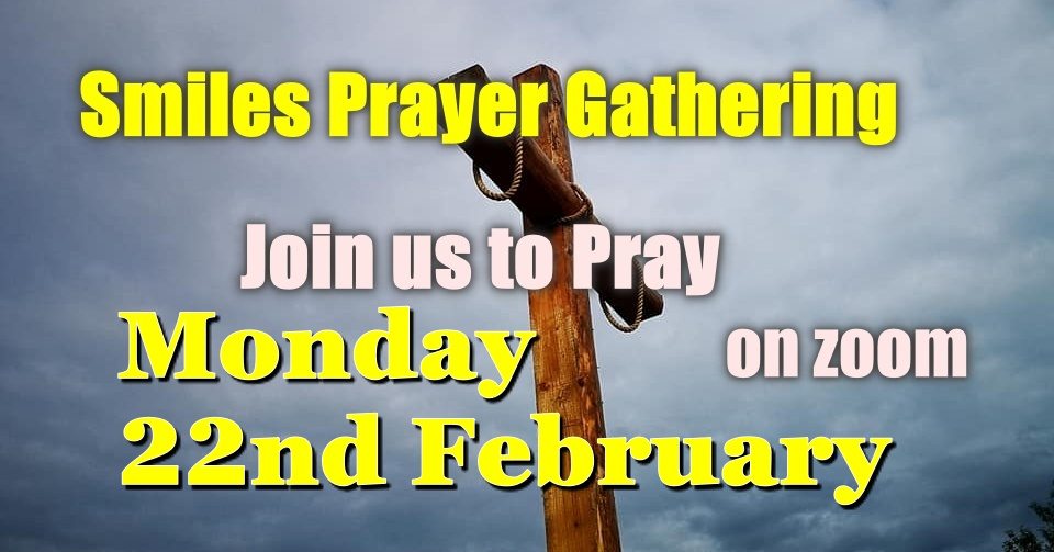 February Prayer Gathering