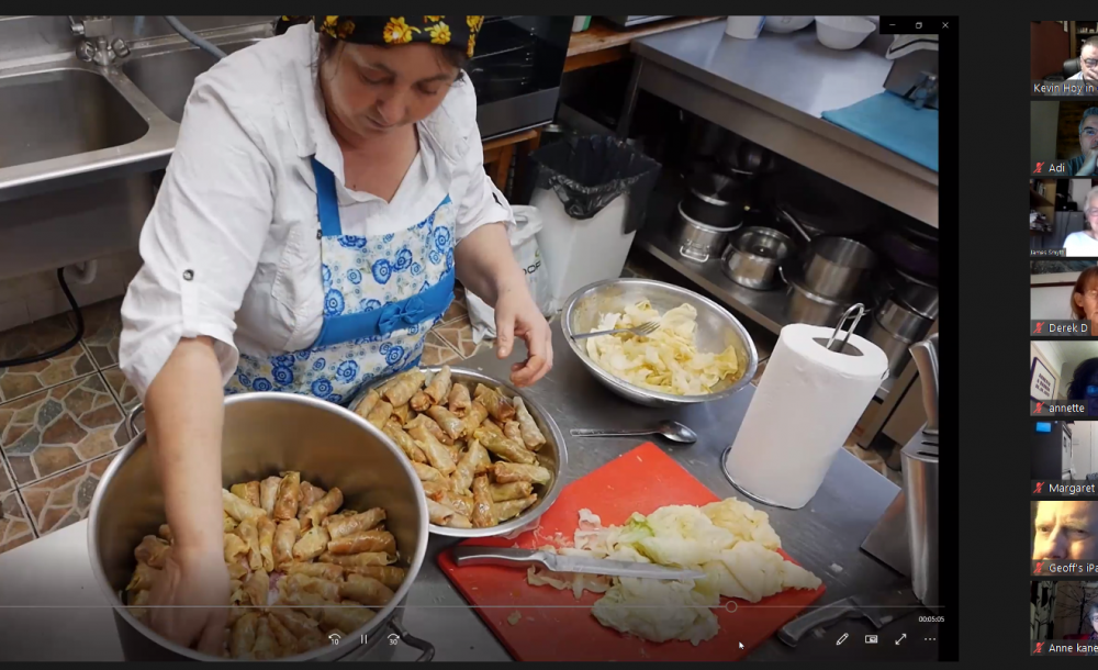 Meda's Cookery Class