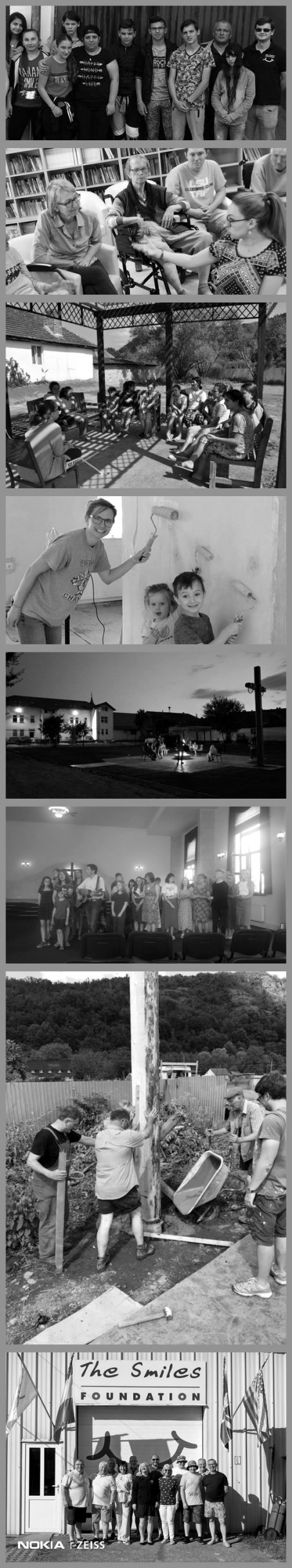 Previous mission trip photos