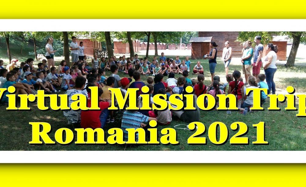 Virtual Mission Trips
