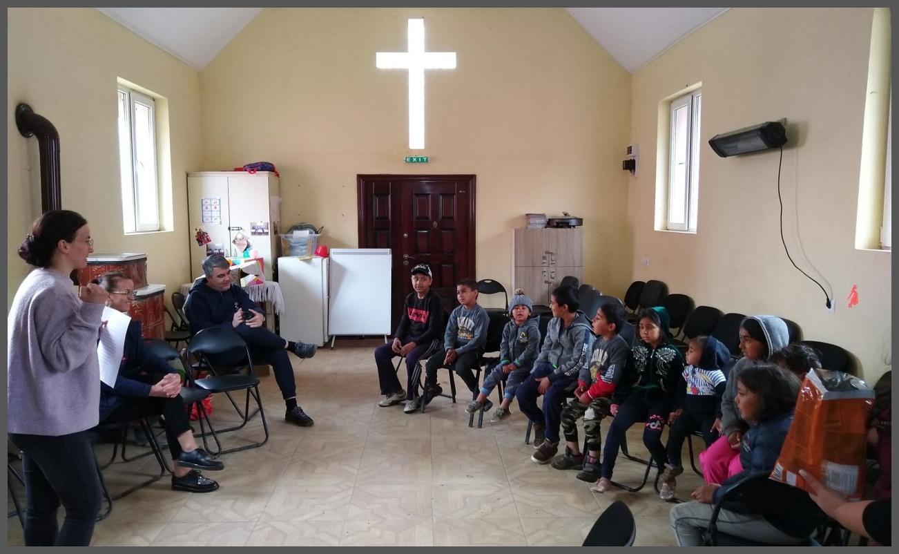 Outreach in Rapa