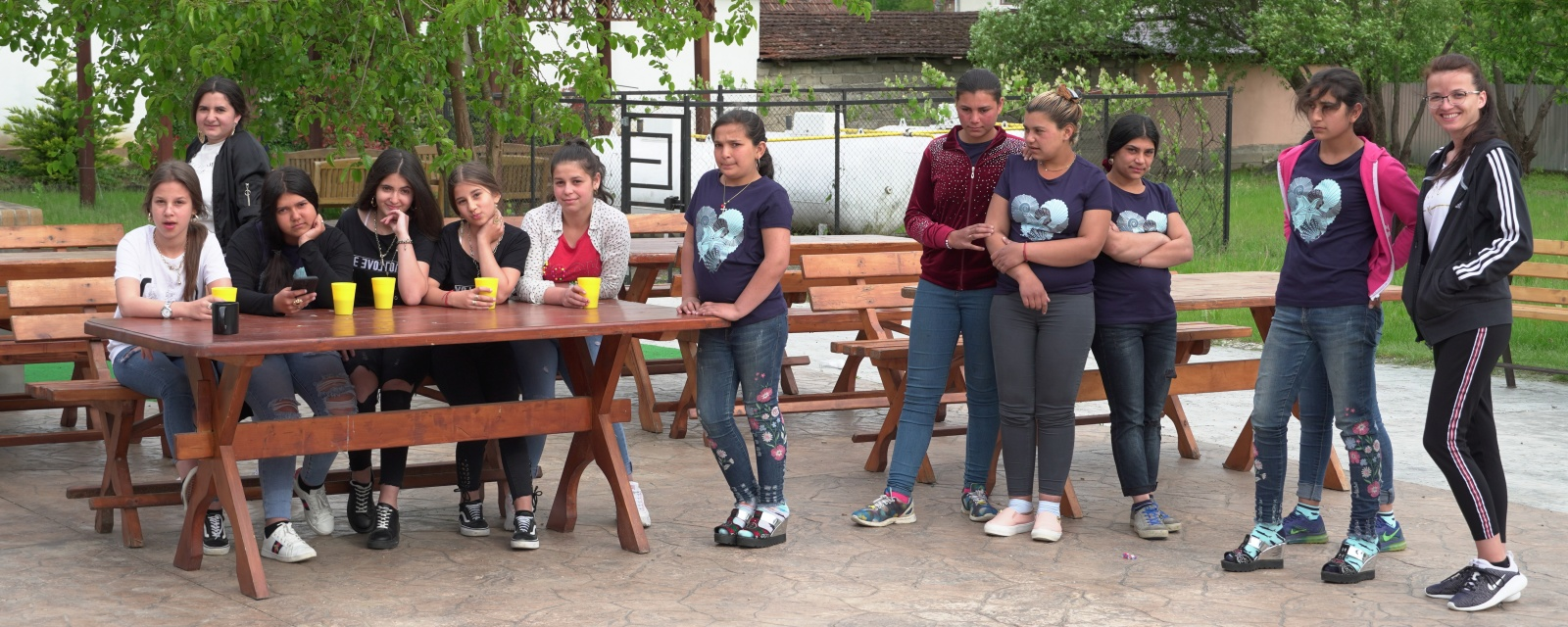 Tileagd Group at Dezna